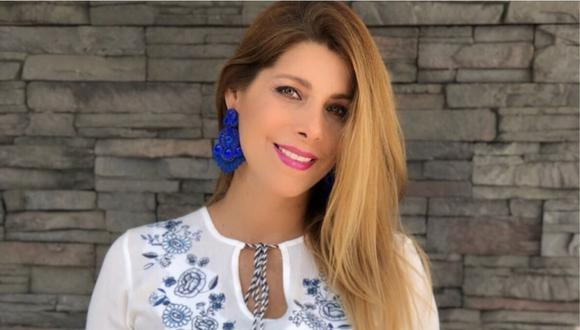 Viviana Rivas Plata tras revelar que dio un falso positivo a COVID-19. (Foto: @vivianarivasplataoficial)