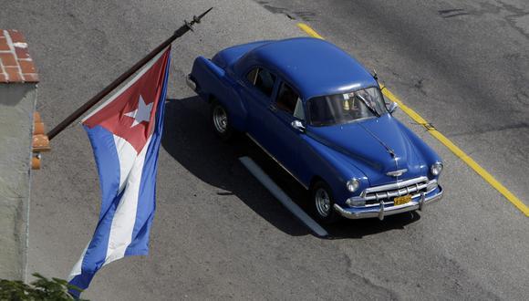 El gobierno cubano había publicado la semana pasada la lista de autos que incluyen elevados precios. (Foto: AP)