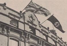El día en el que la esvástica nazi ondeó en Reino Unido