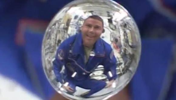 El espectacular video grabado a través de una gota de agua