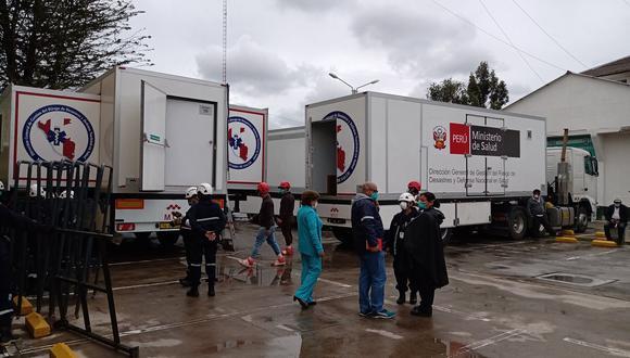 Junín: Diresa desmiente falsas convocatorias de trabajo para distintos nosocomios en la región (Foto referencial)