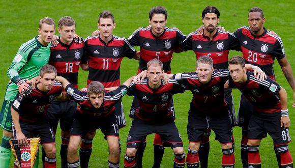 UNO X UNO: así jugaron los alemanes en la histórica goleada