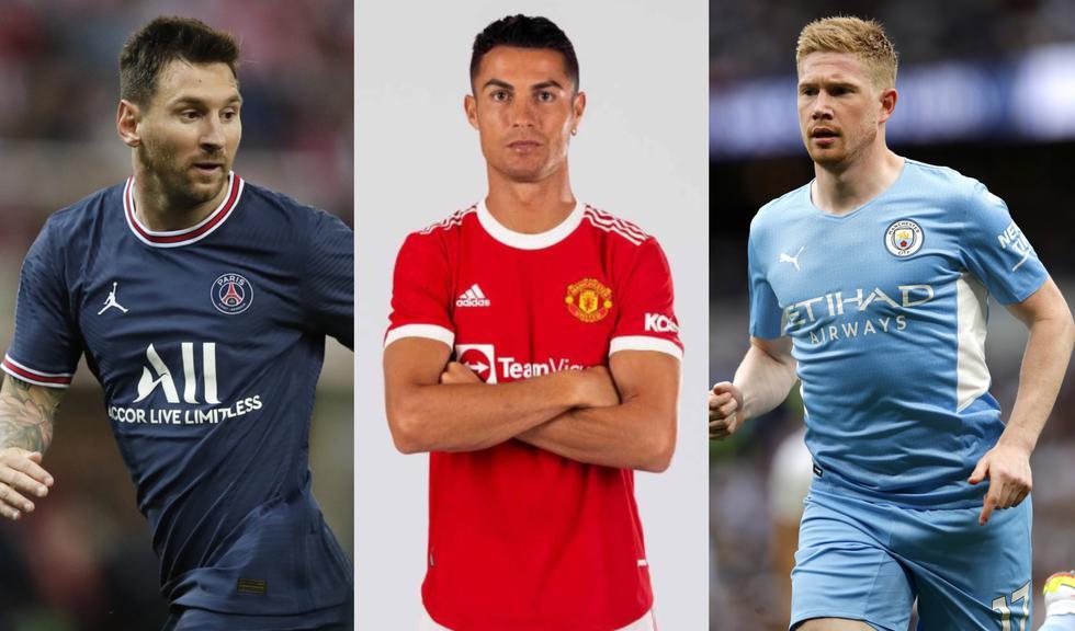 Los clubes de fútbol con más valor en el mercado. (Foto: Agencias)