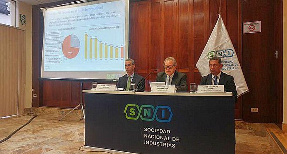 SNI presenta 100 propuestas para elevar competitividad del país