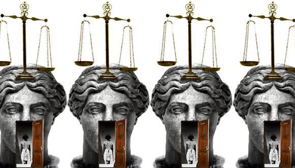 """""""El acaparamiento del tiempo por la burocracia puede constituirse en un vehículo que refuerza injusticias y desigualdades"""". (Ilustración: Giovanni Tazza)"""