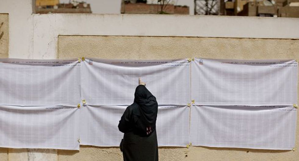 Egipto y unas elecciones que no se saben cuando acabarán