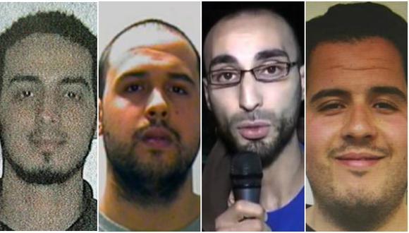 Los cinco nombres clave de los atentados en Bruselas