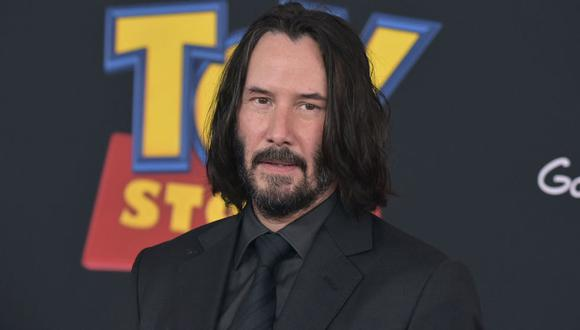 Keanu Reeves volverá a protagonizar una película de acción. (Foto: AP)