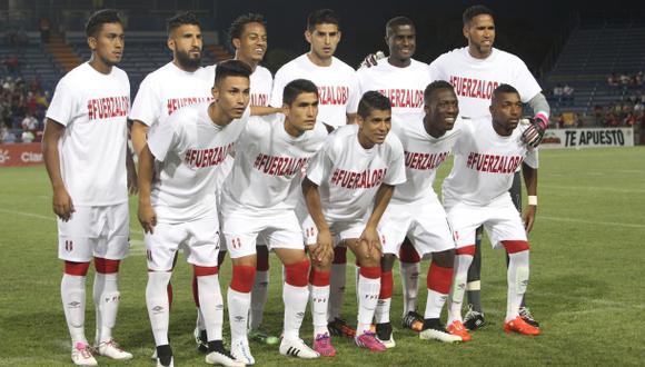 UNOxUNO: así vimos a Perú en el debut de Ricardo Gareca