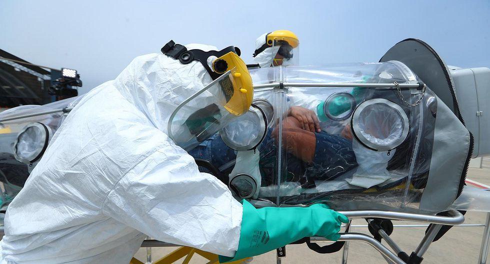 Se eleva la cifra de muertos por coronavirus en el país. (Foto: GEC)