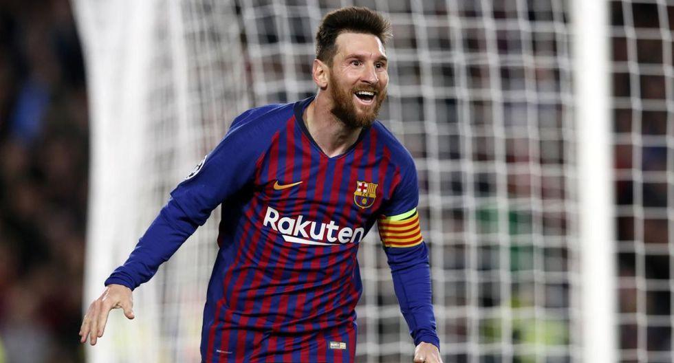 Lionel Messi tuvo su primera temporada como capitán. (Foto: Barcelona)