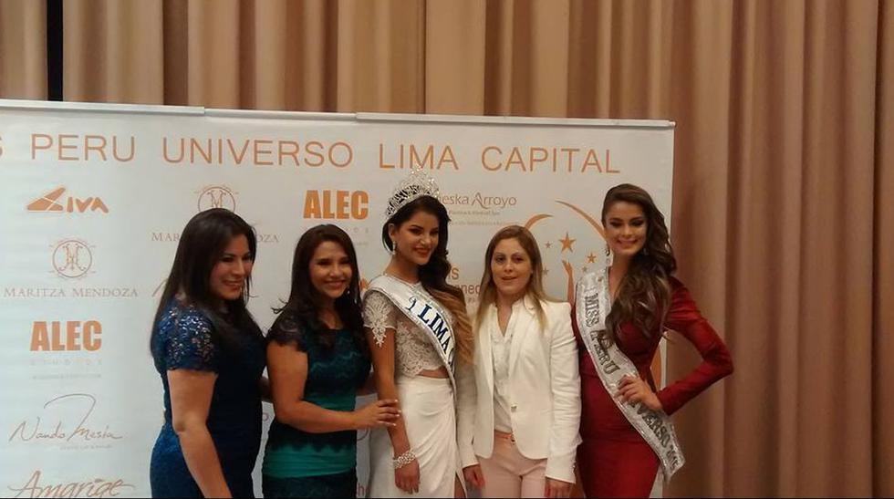 Priscila Howard es la flamante Miss Perú Universo Lima 2016  - 4