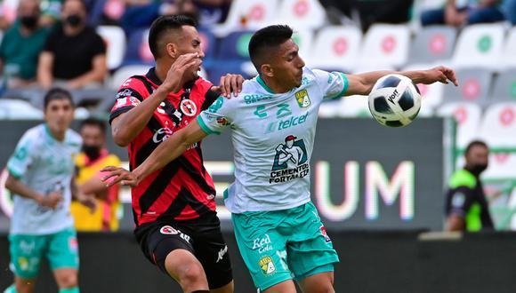 León vs. Tijuana: resumen y resultado del partido por el Apertura 2021 de la Liga MX 2021