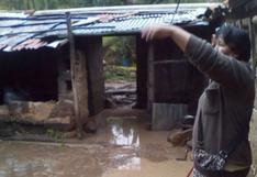 Declaran estado de emergencia en 9 distritos de Huancavelica por lluvias