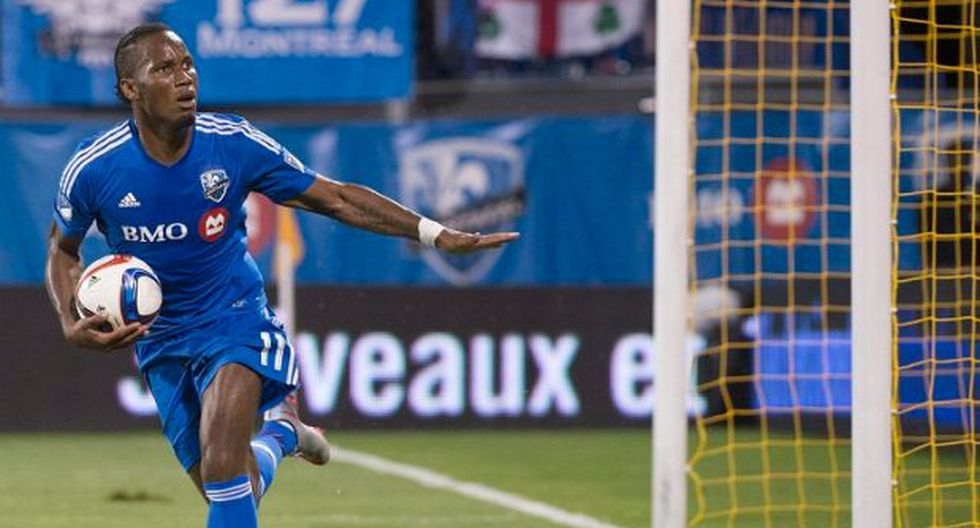 Drogba anotó dos golazos de taco en solo 94 segundos [VIDEO]