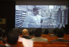 Academia de la Magistratura proyectó documental de El Comercio sobre sistema de justicia