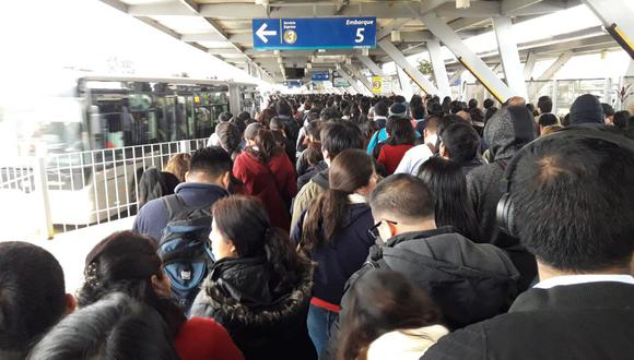 La gestión y manejo del Metropolitano estará en adelante en manos de la ATU. (GEC)