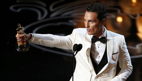 Matthew McConaughey y el origen de su frase más famosa