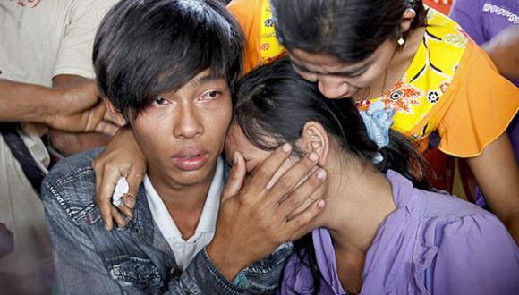 Tragedia: Mueren 50 personas en naufragio de ferry en Birmania