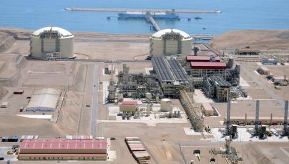Un desperfecto en la planta de gas licuado de Pampa Melchorita (Peru LNG) ha ocasionado la detención del proceso de masificación del gas natural en el sur y norte del país. (Foto: SNMPE)