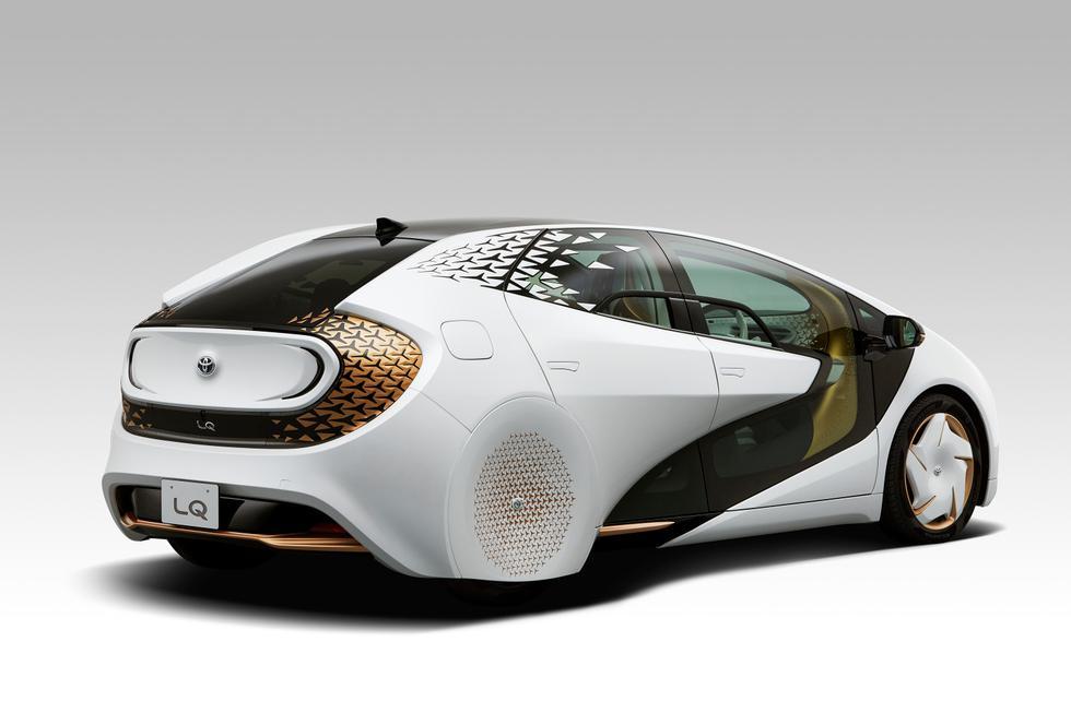 Toyota LQ. (Foto: Toyota)
