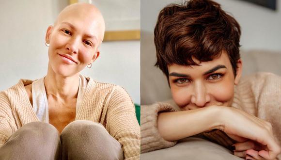 Anahí de Cárdenas revela su mayor deseo tras finalizar su quimioterapia. (Foto: Instagram)
