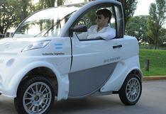 Argentina lanza sus primeros autos eléctricos: cuentan con hasta 100 km de autonomía