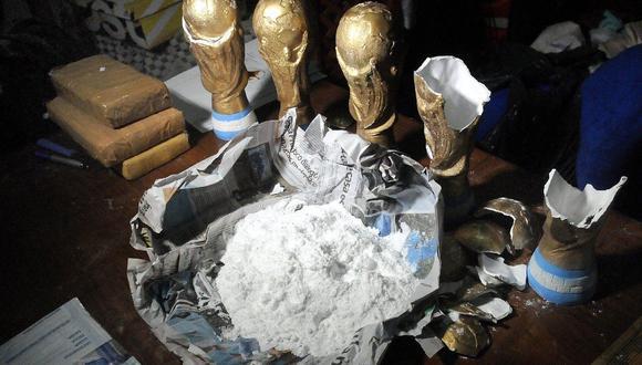La producción de cocaína alcanzó las 1.410 toneladas, un aumento del 25% respecto a 2015, advierte el informe de la ONU. (AFP)