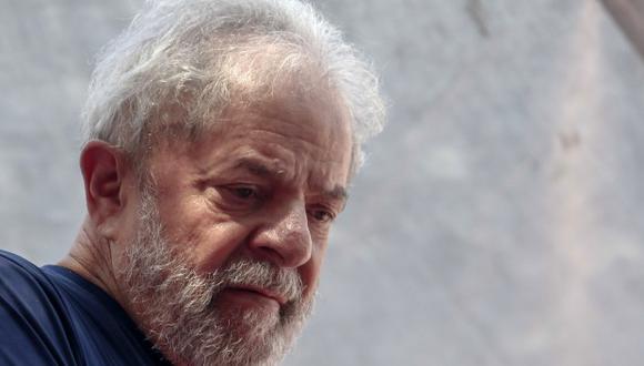 Luiz Inácio Lula da Silva acumula un total de ocho procesos penales. (Foto: AFP)