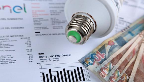 Osinergmin indicó que supervisa la correcta aplicación del Bono de Electricidad. (Foto: GEC)