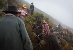 Moquegua: convenio interinstitucional busca restaurar, conservar y recuperar ecosistemas degradados