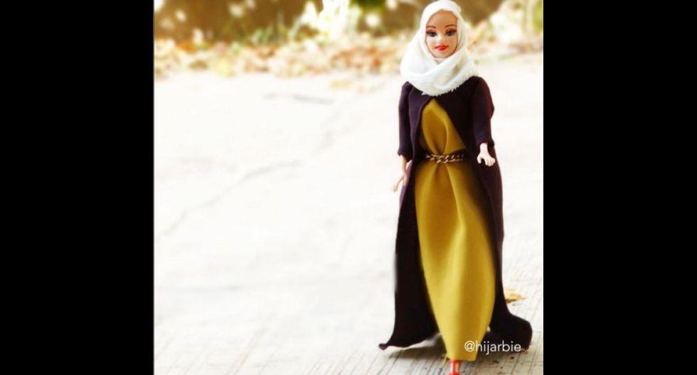 Hijarbie: la Barbie musulmana que conquista Instagram - 8