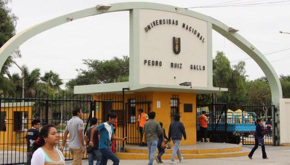 Universidad Nacional Pedro Ruiz Gallo presentará recurso de reconsideración tras denegatoria de licencia.