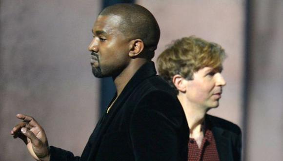 Kanye West se disculpa con Beck tras criticarlo por su Grammy