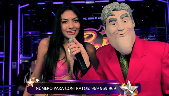 """Bareto critica la TV actual en el video de """"La pantalla"""""""
