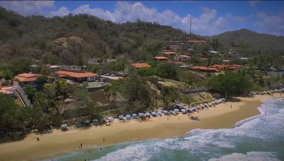 Barlovento ha sido un tradicional destino de vacaciones para venezolanos de clase media y alta. (Foto: Andrés Morante)
