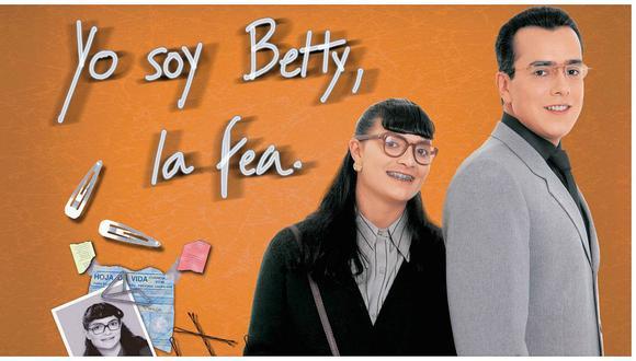 """""""Betty, la fea"""" está disponible en las plataformas de Netflix."""