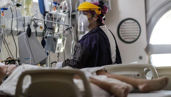 Coronavirus en Argentina | Últimas noticias | Último minuto: reporte de infectados y muertos hoy, jueves 29 de abril del 2021 | Covid-19 | (Foto: EFE/Juan Ignacio Roncoroni).