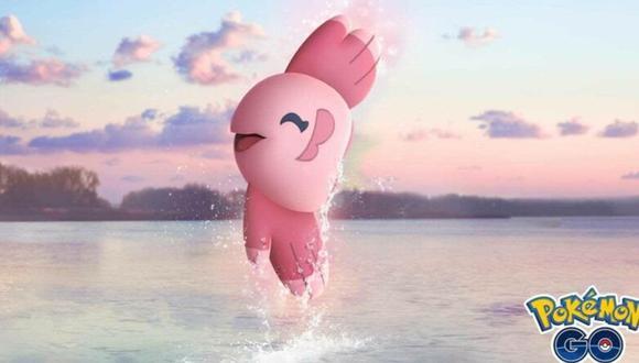 ¿Te falta completar el evento de San Valentín? Conoce cómo completarlo en Pokémon GO. (Foto: Pokémon)