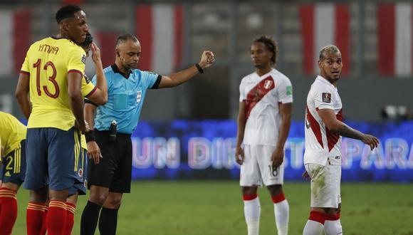 Perú vs. Colombia: chocan esta noche por la Copa América 2021.