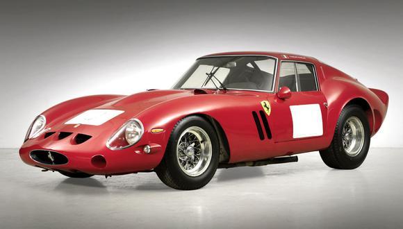 Hasta el momento no existe información sobre el precio que podría alcanzar este kit de piezas del Ferrari 250 GTO. (Fotos: Coys).