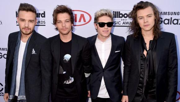 Billboard 2015: One Direction dedicó premio a Zayn Malik