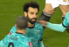 Manchester United vs. Liverpool: Mohamed Salah completó doblete para el 2-2 | VIDEO