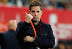 Robert Moreno: la intensa historia del próximo técnico de Luis Abram, que se quedó fuera de la Eurocopa