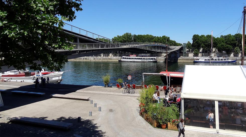 Arquitectura a tu servicio: ocho increíbles puentes peatonales - 5