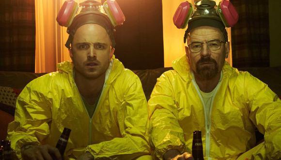 """La película de """"Breaking Bad"""" estaría centrada en las aventuras de Jesse Pinkman.  (AMC)"""