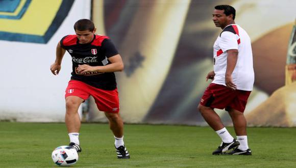 """Aldo Corzo: """"Estoy recuperado de mi lesión y listo para jugar"""""""