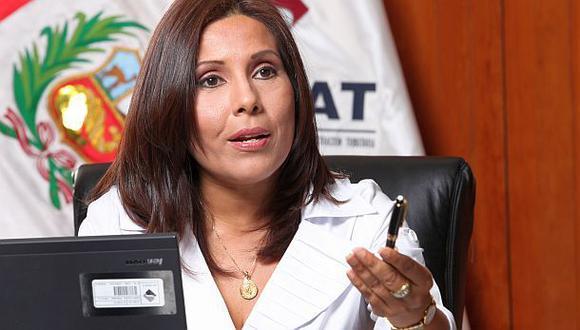 Dos funcionarios de confianza de jefa de Sunat dejan organismo