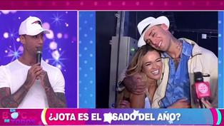 "Jota Benz sobre su relación con Angie Arizaga: ""Soy caballero, atento, no soy pisado"""