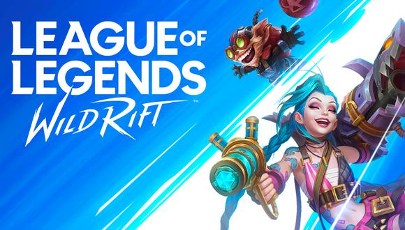 League of Legends: Wild Rift es la versión para celulares del popular LOL. (Difusión)